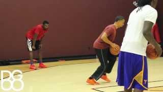 Ben Gordon Detroit Workout with Mahmoud Abdul Rauf extended