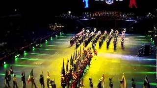 2013 VIT Massed Bands and Chorus-Army of the Nile