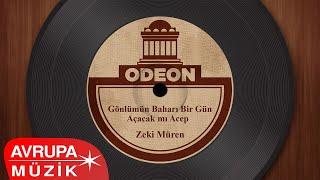Zeki Müren - Gönlümün Baharı Bir Gün Açacak Mı Acep (Official Audio)