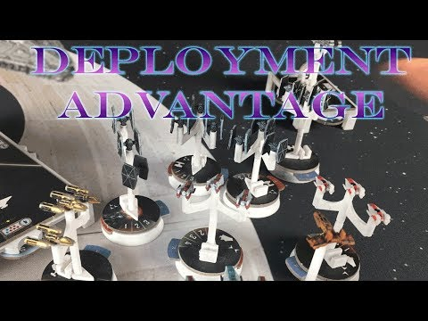 Armada - Squadrons and Deployment Advantage