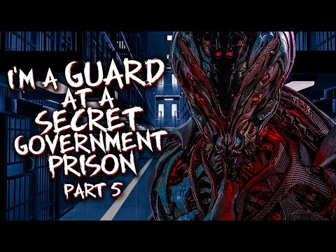 "I'm A Guard At A ""Secret"" Government Prison, A Few Hours Ago There Was A Major Breach 