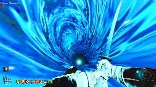 CRAZY TUNNEL VORTEX MODDED ZOMBIES! - BLACK OPS 3 CUSTOM ZOMBIES MAP GAMEPLAY! (BO3 Zombies)
