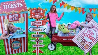 Welcome to the Super Cool Toy Carnival