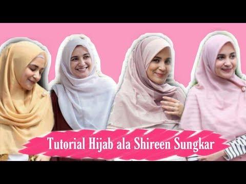 Tutorial Hijab Zaskia Sungkar Hijabfest