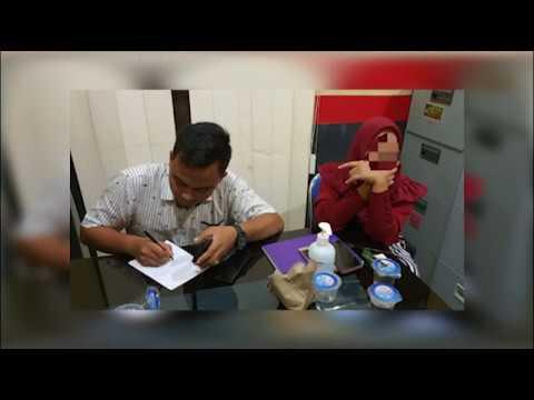 VIDEO - Polisi Tangkap Tiga Pelaku Prostitusi di Aceh Jaya