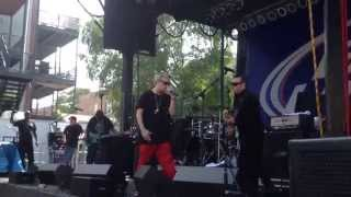 """Aaron Carter: """"Another Earthquake!"""" Sound Check: Chicago, IL. 8-10-2014."""