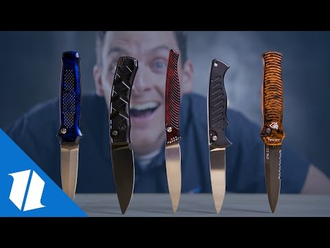 Piranha Automatic Knives – All Models!  |  Knife Banter Ep. 3