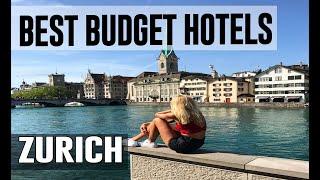 Cheap and Best Budget Hotel in Zurich, Switzerland