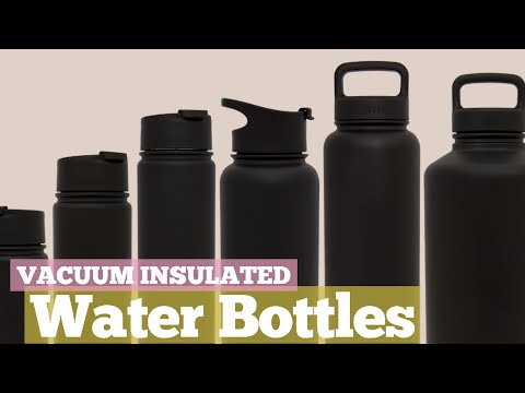 Vacuum Insulated Water Bottles // 12 Vacuum Insulated Water Bottles You've Got A See!