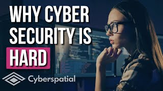 Why Cyber Security is Hard to Learn (Tips For Success!)