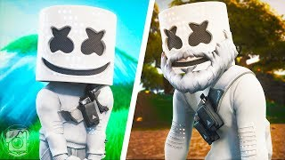 THE LIFE AND DEATH OF MARSHMELLO... (A Fortnite Short Film)