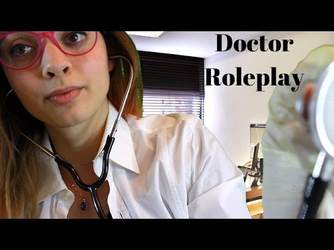💉ASMR español 💊 EXAMEN MÉDICO Roleplay || Personal Attention, Latex gloves