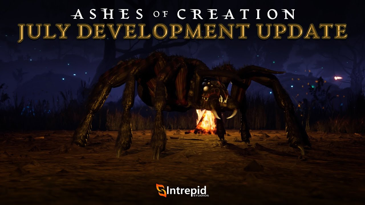 Ashes of Creation mostra il Gathering, i Dungeons e tanto altro