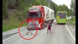 Volvo truck emergency braking system—How it Works