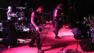 ANTI - NOWHERE LEAGUE in Zagreb - Can't Stand Rock'n'Roll
