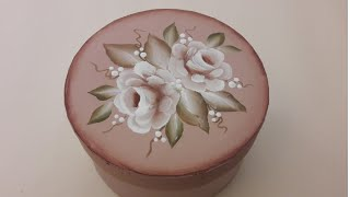 Come Fare Le Rose In Decorative Painting