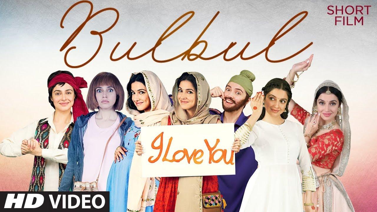Full Movie: Bulbul (Short Film)   Divya Khosla Kumar   Shiv Pandit   Elli AvrRam  downoad full Hd Video