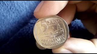 Value of Mandela R5 other coins