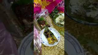 Ayo Dicoba Makanan Enak Dari Kalimantan Tengah,nasi Bakar Dan Ayam Bakar Campur Lombok