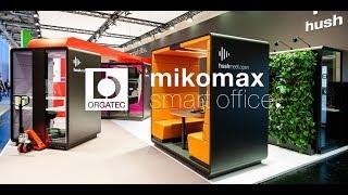 Mikomax Smart Office on Orgatec 2018