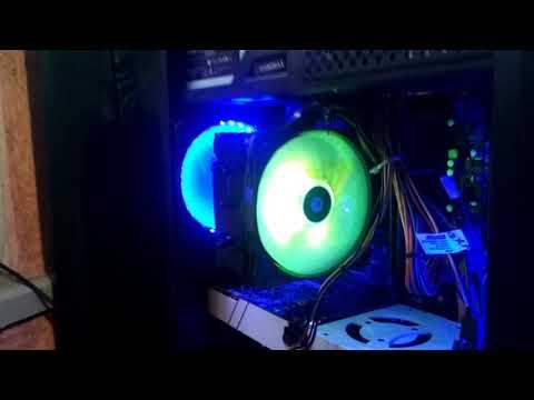Куллер ID-cooling se-214-rgb