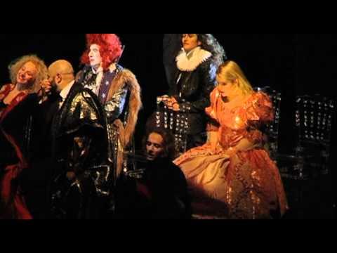 Hamlet, mise en scène Daniel Mesguich