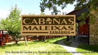 Video del alojamiento Cabañas Maleixas