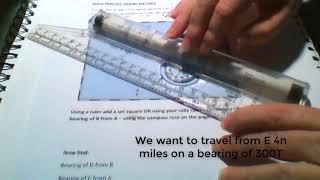 Compass Rose 2 (Nautical Map Navigation)
