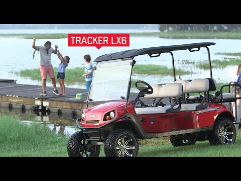 2021 Tracker Off Road LX6 in Eastland, Texas - Video 1
