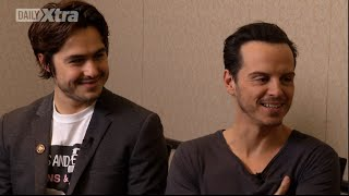 Interview d'Andrew Scott et de Ben Schnetzer