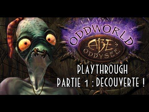 Oddworld : L'Odyssée d'Abe Playstation