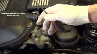 BMW VANOS Intake Solenoid M52TU M54 Removal and Installation DIY Timing Control