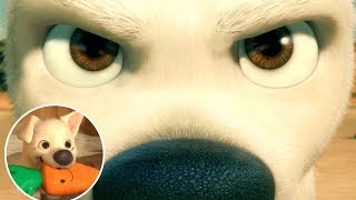 Disney's Bolt All Cutscenes | Full Game Movie (PS3, X360, Wii, PS2)