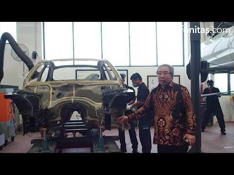PT. Mercedes-Benz Distribution Indonesia dan PT. Panji Rama Otomotif Resmikan Dealer Baru