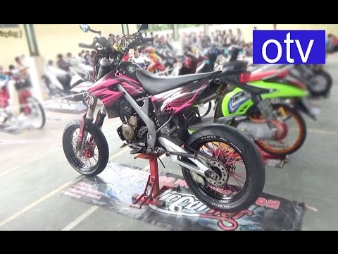 Video Kawasaki KLX 150 Modifikasi Indonesia
