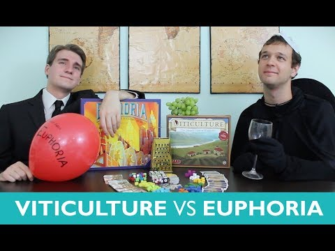 Which is Greater? Viticulture vs Euphoria