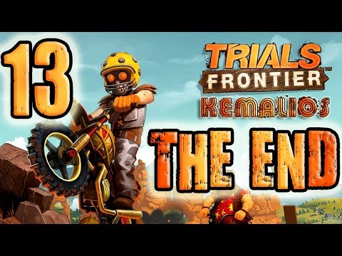 Trials Frontier Walkthrough 13:THE END