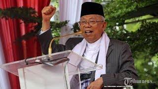 Prabowo-Sandi Rencana Pindah Markas ke Jateng, Ma'ruf Amin: Saya Kira Tidak Semudah Itu