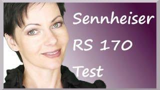 Sennheiser Kopfhörer RS 170 Testbericht Erfahrung - Surround und Bass - Funkkopfhörer im Test