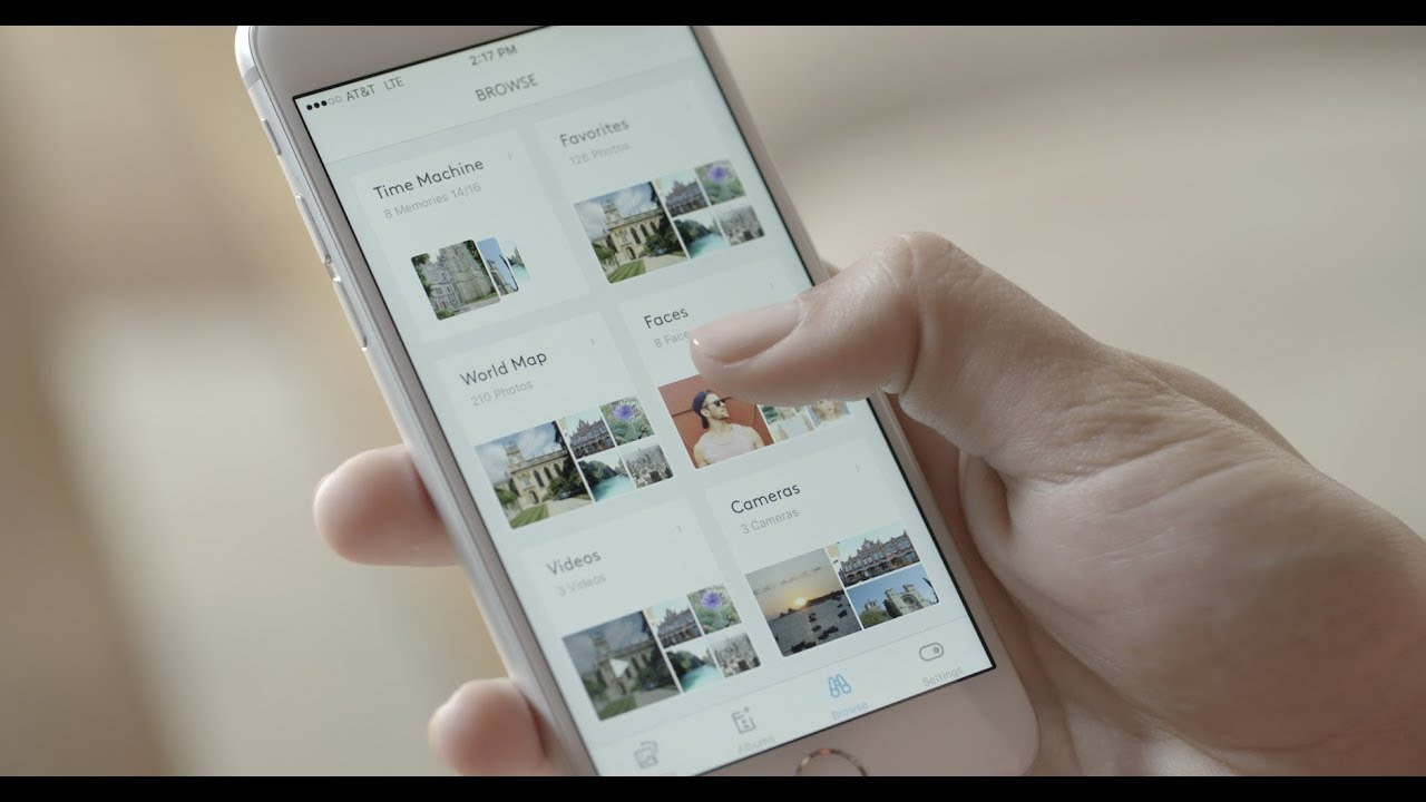 Monument Smart Photo Backup and Organization // Device Only video thumbnail