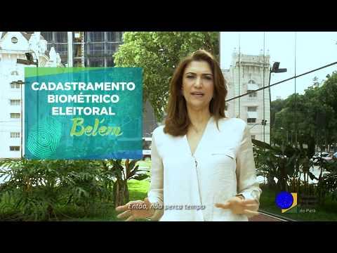 TRE-PA - Biometria - Postos de Atendimento em Belém