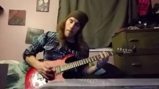 Bayside The Walking Wounded Guitar Cover