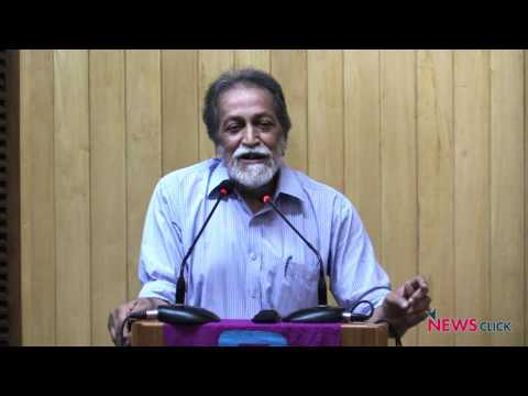 Prof. Prabhat Patnaik on Marxist Theory and the October Revolution