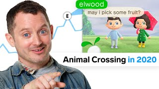 Elijah Wood Explores His Impact on the Internet | Data of Me | WIRED