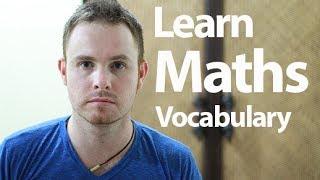 Learn English - Intermediate Maths Vocabulary | Kholo.pk