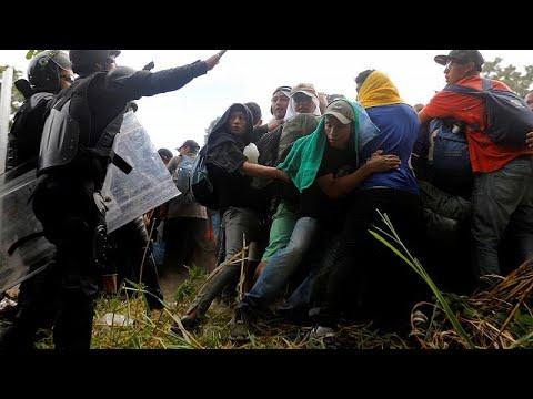 Συμφωνία ΗΠΑ – Μεξικό για τους μετανάστες