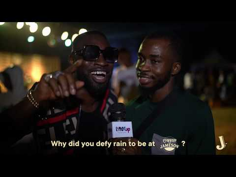 Would You Defy The Rain To Be At A Party? | LynkUp With #Jameson [Freedom Party 2019]