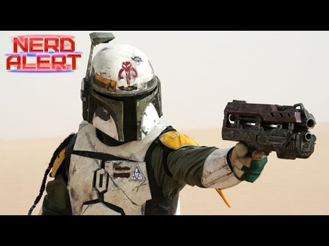 Scum and Villainy? Meet the Mandalorian Mercs!