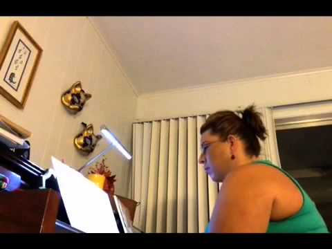 """A short clip of one of my favorite compositions to play.   """"Jesu, Joy of Man's Desiring""""--J.S. Bach"""