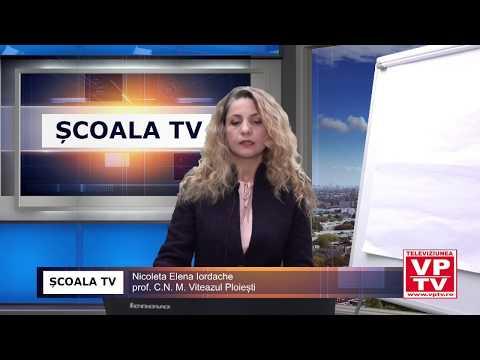 ȘCOALA TV – Lecție de recapitulare – Logică argumentare și comunicare
